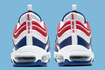 "Nike Air Max 97 Receives Patriotic ""USA"" Makeover"