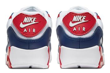 "Nike Air Max 90 Revealed In ""USA"" Colorway: First Look"