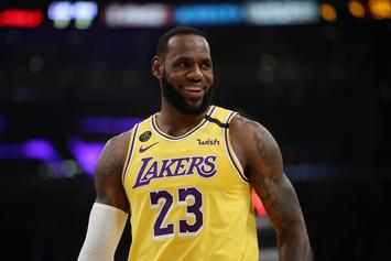 LeBron James Won't Play If Coronavirus Keeps Fans From Games
