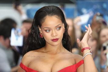 Rihanna Stuns In New Savage x Fenty Lingerie Collection Pics