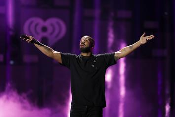 Drake Joins Dabbing Granny On IG Live To Confirm He's In Album Mode