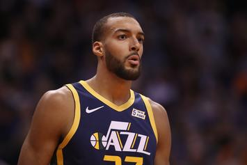 "Rudy Gobert Dismisses Coronavirus Protocol And Gets An ""Illness"""