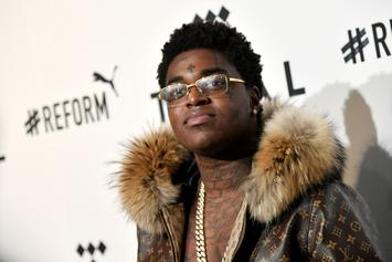 Kodak Black Pleads Guilty To Gun Charge: Report