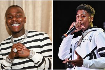 DaBaby & NBA Youngboy Link Up For Studio Session: See Pics