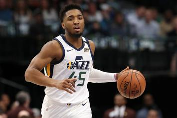 Donovan Mitchell Admits He Had Resentment Towards Rudy Gobert