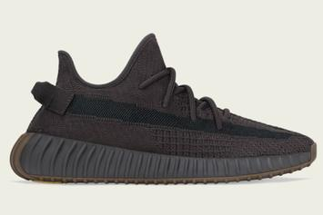 """Cinder"" Yeezy Boost 350 V2 Release Confirmed: Official Photos"