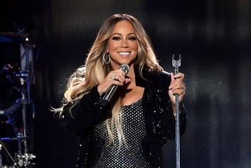 """Mariah Carey Completes St. Patrick's Day """"Flip The Switch"""" Challenge"""