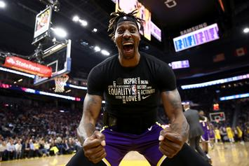 Dwight Howard & Danny Green Reveal Their Lakers All-Time Starting 5