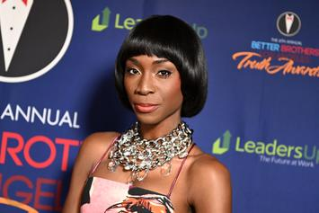 """Pose"" Star Angelica Ross Finds Out BF Has Secret Fiancée"