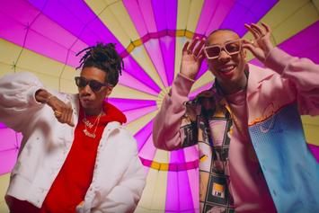 "Wiz Khalifa & Tyga Hit The Sky In Their ""Contact"" Video"