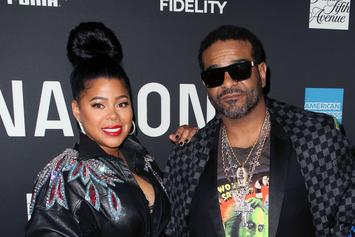 Jim Jones Is Getting On Chrissy Lampkin's Last Nerve In Quarantine
