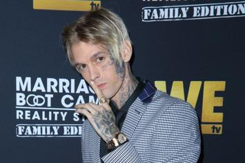 Aaron Carter Accuses GF Of Faking Pregnancy Following Her Arrest