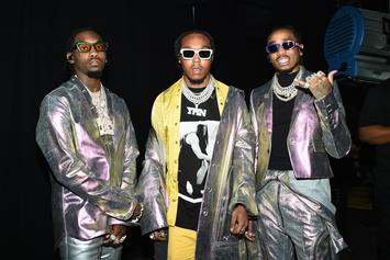 Quavo's Playing Unreleased Migos Songs For His Birthday
