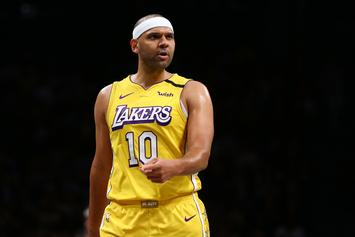 Jared Dudley Counters Report That NBA Might Cancel The Season