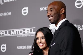 Vanessa Bryant Reacts To Kobe's Hall Of Fame Induction