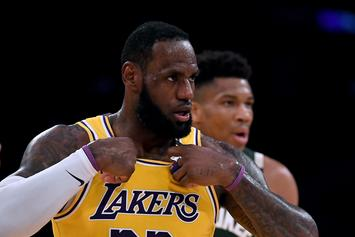 LeBron James Opens Up About Potentially Canceled NBA Season