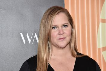"""Amy Schumer Son's Name Sounded Like """"Genital"""" So She Changed It"""