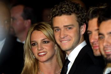 Justin Timberlake Responds To Ex Britney Spears' IG Shoutout