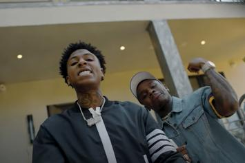 "DaBaby & NBA Youngboy Stay Clean In ""Jump"" Music Video"