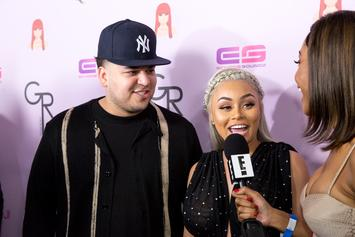 Blac Chyna Claims Rob Kardashian Gun Pointing Incident Was Flirtatious