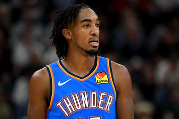 Thunder's Terrance Ferguson Avoids Charges After Rape Accusation
