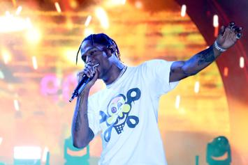 Travis Scott Sets New All-Time Record On Fortnite