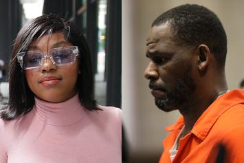 """Azriel Clary Will Tell """"Everything"""" About R. Kelly Relationship"""