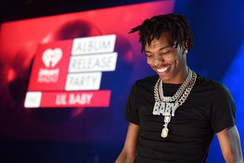 "Lil Baby Previews New Song Off ""My Turn"" Deluxe On ""Young Money Radio"""