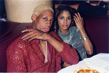 Toni Braxton Responds To Rumors That She Dated Dennis Rodman
