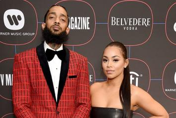 "Lauren London Shares Inspirational Nipsey Hussle Post About ""Twitter Bangers"""