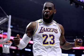 LeBron James Speaks Out On NBA Cancellation Rumors
