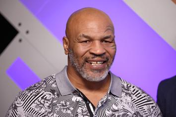 Mike Tyson's Punching Power Is Still Insanely Vicious: Watch