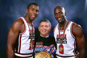 """This """"Dream Team"""" Dunk Compilation Is Sure To Get You Hyped"""