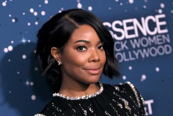 """Gabrielle Union Says Black Hollywood Is """"1 Or 2"""" Checks Away From Broke"""