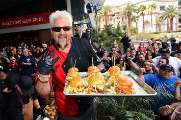Guy Fieri Raises $20 Million For Out-Of-Work Restaurant Workers