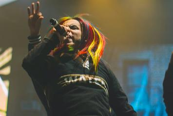 Tekashi 6ix9ine's Two Baby Mamas Clash Over Future & Chief Keef