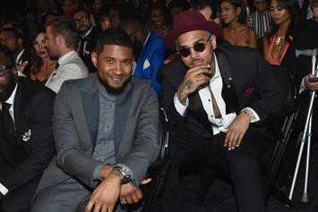"Chris Brown Vs. Usher ""Verzuz"" Battle Might Be Lined Up"