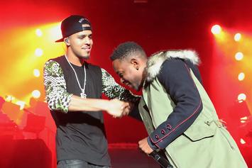 """Kendrick Lamar & J. Cole's Joint Project """"Not Happening,"""" TDE's Punch Says"""