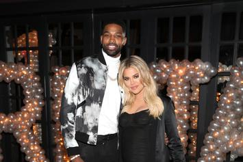 "Tristan Thompson Calls Khloe Kardashian A ""Baddie"" On Unrecognizable Photo"