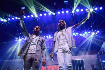 Lil Durk & G Herbo Keep Their Promise During Hit Battle