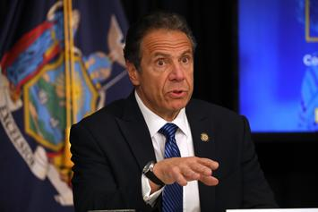 NY Gov. Cuomo Takes First Step Towards NY Pro Sports Returning