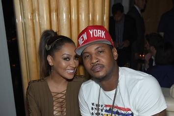 La La Anthony Wishes Carmelo A Happy Birthday With Hilarious Gambling Story
