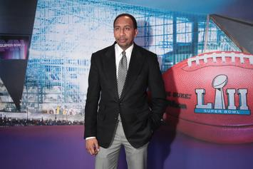 Stephen A. Smith Praises LeBron James For Political Tweets