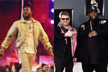 "Meek Mill, Run The Jewels, & More Highlight Our ""Fire Emoji"" Playlist"