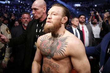 Conor McGregor Announces Yet Another Retirement From The UFC