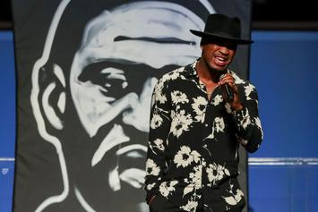 """Ne-Yo Under Fire For Calling George Floyd A """"Sacrifice"""" At His Funeral"""