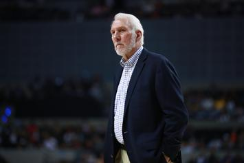 "Gregg Popovich Labels Roger Goodell & NFL Owners As ""Hypocritical"""