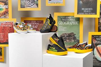 Vans & National Geographic Link Up For Brand New Collab