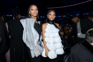 Chloe X Halle Give Polite Answer When Asked About Diggy Simmons Controversy
