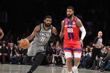 Majority Of NBA Players Not Siding With Kyrie Irving